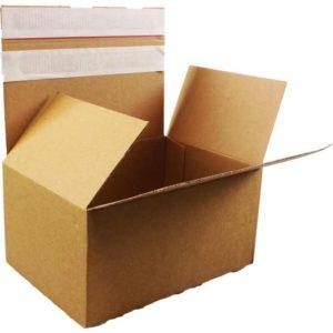 Retourbox, 284x290x190mm